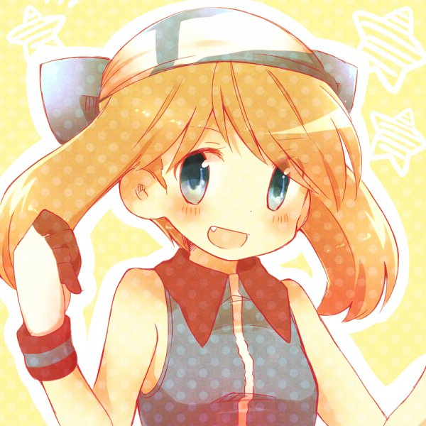 Tags: Anime, Yasai, Pokémon SPECIAL, Pokémon, Odamaki Sapphire, Fanart From Pixiv, Fanart, Pixiv, Sapphire Birch