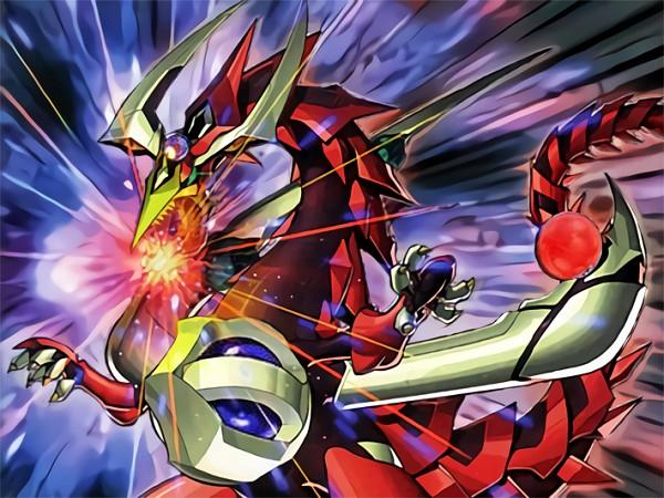 Odd-Eyes Pendulum Dragon - Yu-Gi-Oh! ARC-V