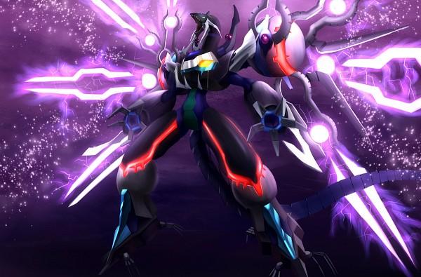 Odd-Eyes Rebellion Dragon - Yu-Gi-Oh! ARC-V