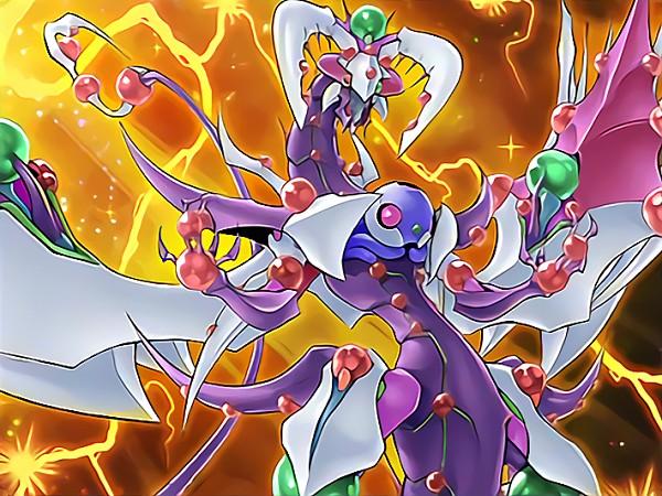 Tags: Anime, NewArkantos, Yu-Gi-Oh!, Yu-Gi-Oh! ARC-V, Odd-Eyes Venom Dragon, Card (Source), deviantART, PNG Conversion