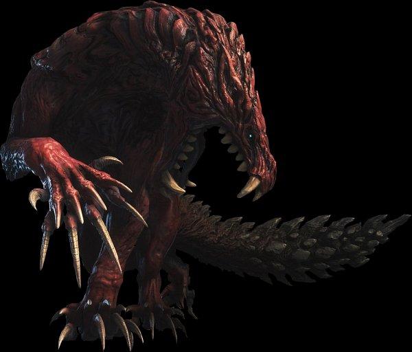 Odogaron Monster Hunter World Image 2260486 Zerochan Anime