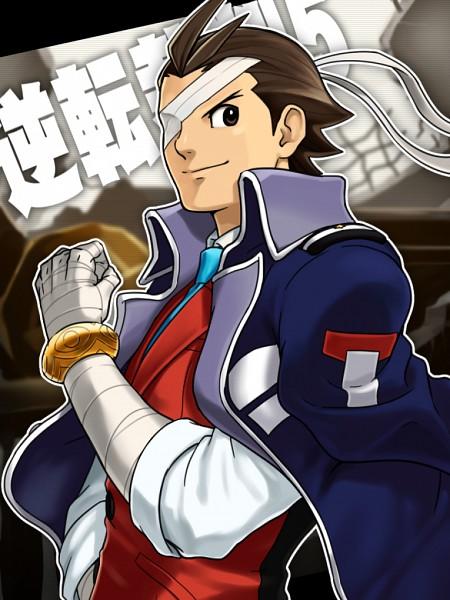 Tags: Anime, Pixiv Id 203656, Gyakuten Saiban, Odoroki Housuke, Apollo Justice