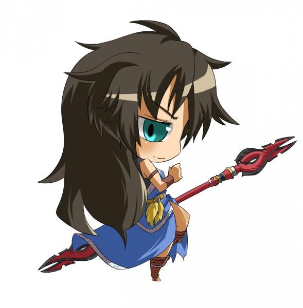 Tags: Anime, SQUARE ENIX, Final Fantasy XIII, Oerba Yun Fang