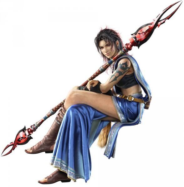 Tags: Anime, Final Fantasy XIII, Oerba Yun Fang