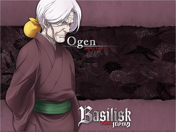 Ogen - Basilisk