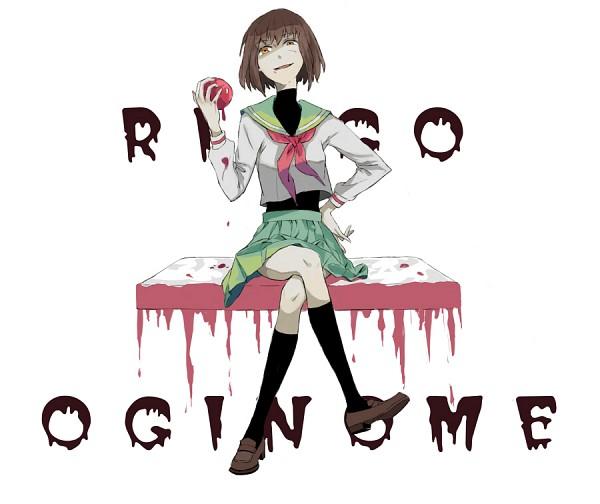 Tags: Anime, Pixiv Id 617526, Mawaru Penguindrum, Oginome Ringo, Fanart, Pixiv