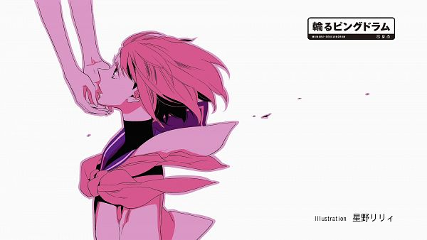 Tags: Anime, Hoshino Lily, Mawaru Penguindrum, Oginome Ringo, HD Wallpaper, Facebook Cover, Official Art, End Cards, Mawaru Penguindrum - End Cards, Wallpaper