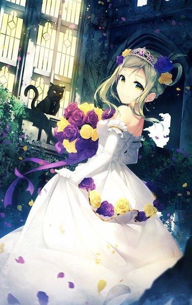 Tags: Anime, Pixiv Id 4608546, Love Live! Sunshine!!, Ohara Mari, Pixiv, Fanart, Fanart From Pixiv