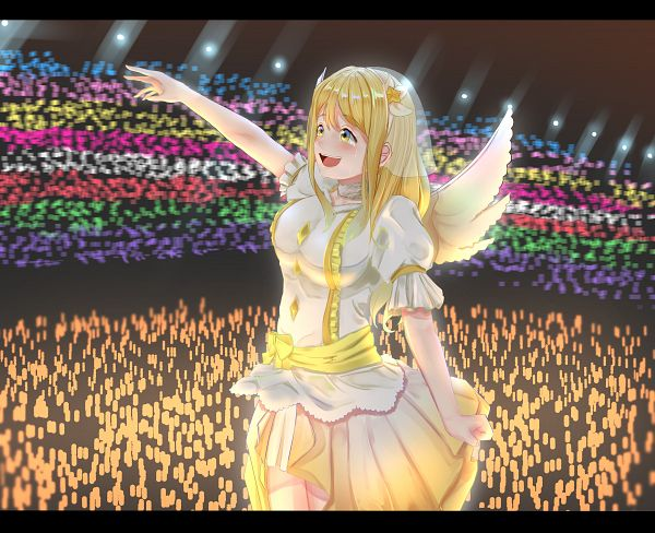 Tags: Anime, Pixiv Id 1588560, Love Live! Sunshine!!, Ohara Mari, Fanart From Pixiv, Pixiv, Fanart