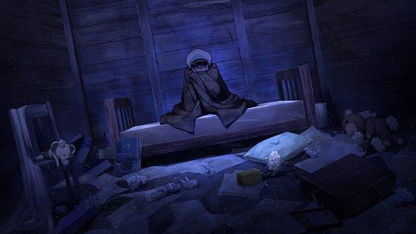 Tags: Anime, Island (VN), Ohara Rinne, Hiding, CG Art