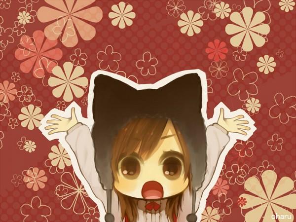 Tags: Anime, Oharu, Asterisk, Cat Hat, Pixiv