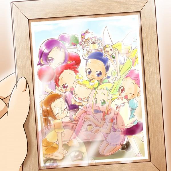 Tags: Anime, T-hiko, Ojamajo DoReMi, Makihatayama Hana, RoRo (Ojamajo DoReMi), Senoo Aiko, Pao (Ojamajo DoReMi), Harukaze Pop, DoDo (Ojamajo DoReMi), Harukaze Doremi, BaBa (Ojamajo DoReMi), Asuka Momoko, ReRe (Ojamajo DoReMi), Magical Doremi