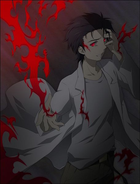 Tags: Anime, Soukuu Kizuna, Nitro+, Steins;Gate, Okabe Rintarou, Pixiv, Fanart