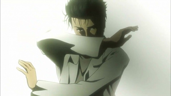 Tags: Anime, Nitro+, Steins;Gate, Okabe Rintarou, Wallpaper, Screenshot