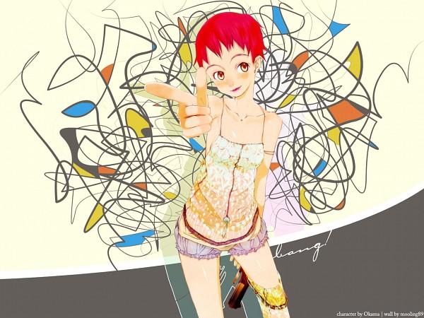 Tags: Anime, Okama, Wallpaper, Original
