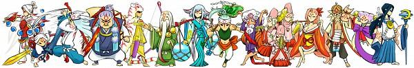 Tags: Anime, Okami, Gekigami, Sakigami, Bakugami, Kabegami, Yumigami, Moegami, Yomigami, Nuregami, Tsutagami, Tachigami, Kasugami
