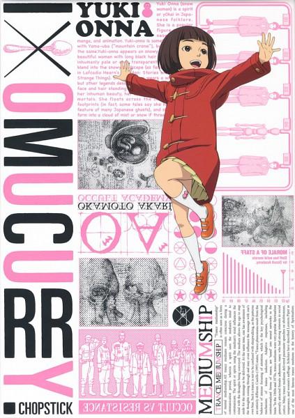 Tags: Anime, Seikimatsu Occult Gakuin, Okamoto Akari