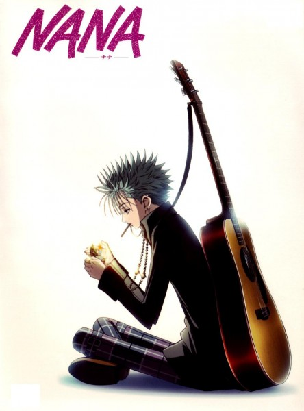 Okazaki Shinichi - NANA (Series)
