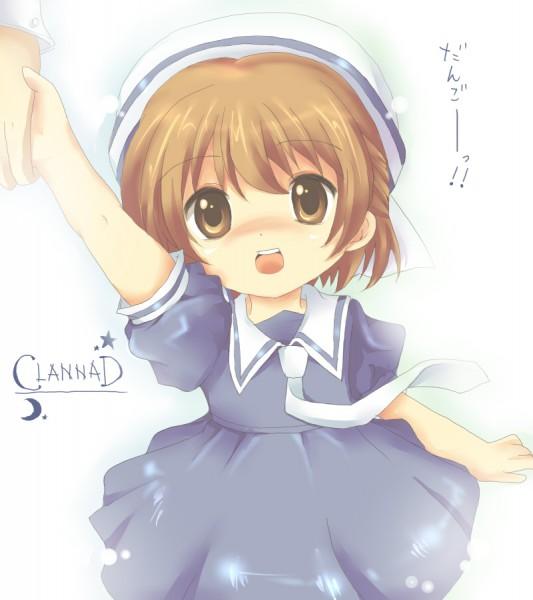 Tags: Anime, Clannad: After Story, CLANNAD, Okazaki Ushio, Fanart