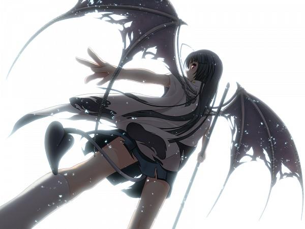 Tags: Anime, Tsuji Santa, Nitro+, Sumaga, Oki Kiki, Wallpaper