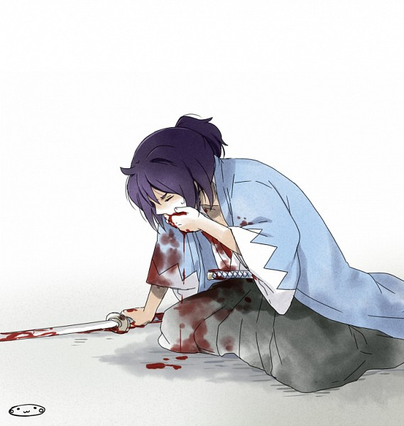 Okita Souji (Inazuma Eleven Go) - Inazuma Eleven GO