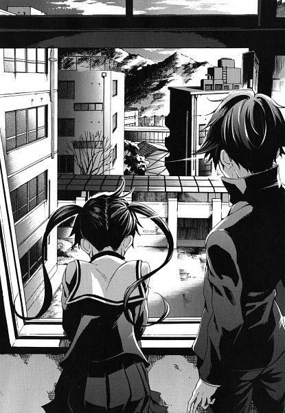 Okiura Minato - Tasogare Otome x Amnesia
