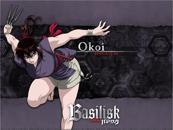 Okoi (Basilisk) - Basilisk