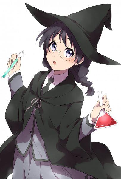 Tags: Anime, Sekina, Ansatsu Kyoushitsu, Okuda Manami, Potion, Mobile Wallpaper