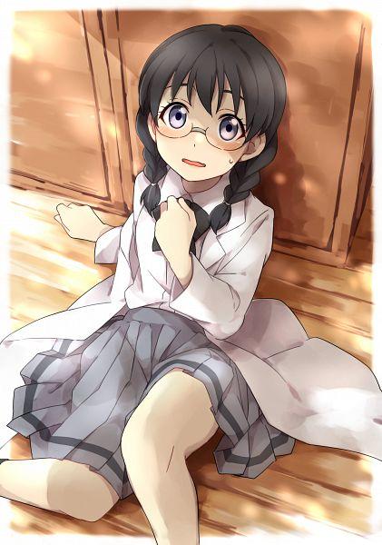 Tags: Anime, Sekina, Ansatsu Kyoushitsu, Okuda Manami, Mobile Wallpaper