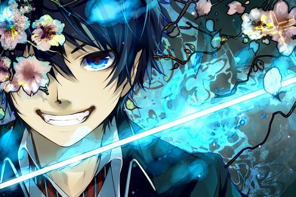 Tags: Anime, Matsunaka Hiro, Ao no Exorcist, Okumura Rin, Pixiv, Fanart
