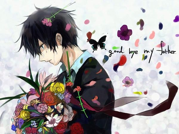 Tags: Anime, Mana Mannha, Ao no Exorcist, Okumura Rin, Pixiv, Fanart
