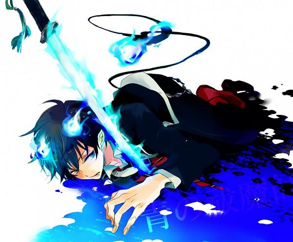Tags: Anime, Kannagi (Mzz11), Ao no Exorcist, Okumura Rin