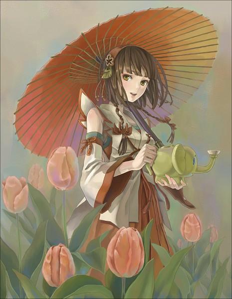 Okuni - Sengoku Musou