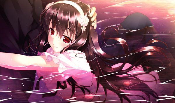 Tags: Anime, Hayakawa Harui, Lass, Shoujo Shin'iki ~ Shoujo Tengoku -The Garden of Fifth Zoa-, Okushiro Yuki, CG Art