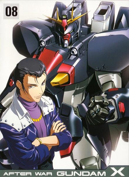 Olba Frost - Kidou Shinseiki Gundam X