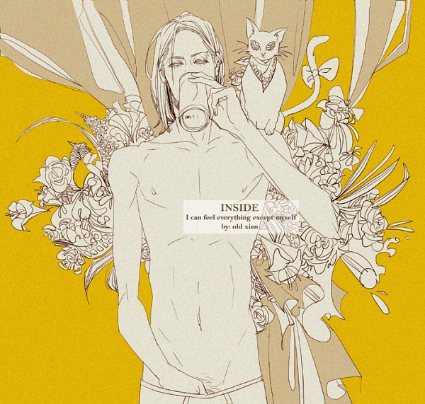 Tags: Anime, Oldxian, Hand In Pants, Original