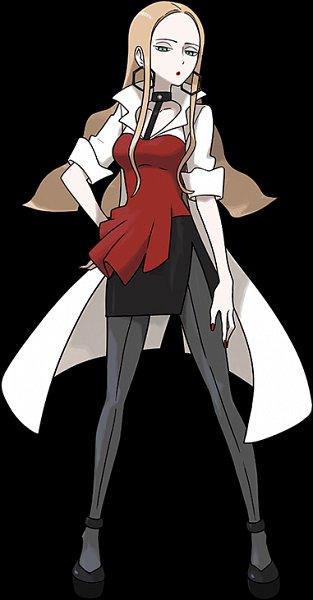 Olive (Pokémon) (Oleana) - Pokémon Sword & Shield