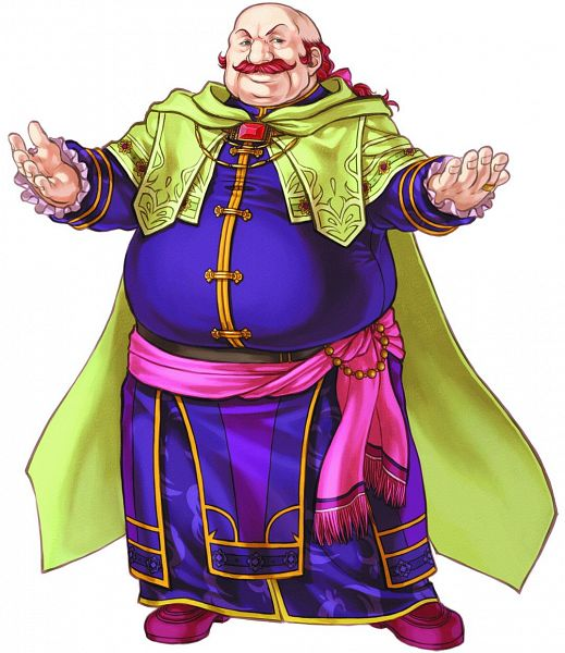 Oliver (Fire Emblem) - Fire Emblem: Path of Radiance