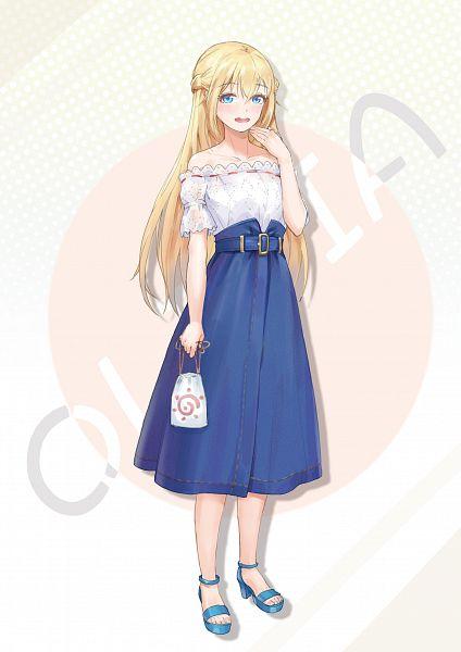 Tags: Anime, Pixiv Id 1807960, Asobi Asobase, Olivia (Asobi Asobase)