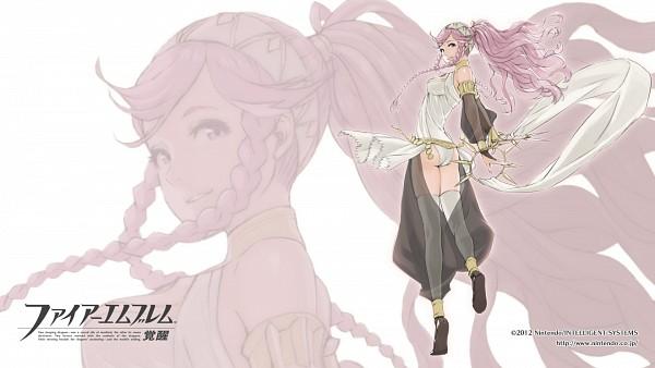 Olivia (Fire Emblem) - Fire Emblem: Kakusei