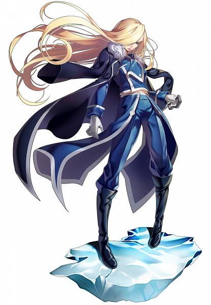 Olivier Mira Armstrong - Fullmetal Alchemist - Mobile ...