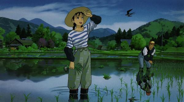Tags: Anime, Studio Ghibli, Omohide Poro Poro, Only Yesterday