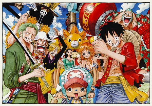 One Piece: Two Years Later - ONE PIECE