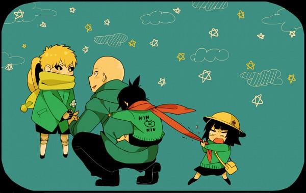 Tags: Anime, Pixiv Id 6018363, One Punch Man, Saitama (One Punch Man), Genos (One Punch Man), Onsoku no Sonic, Jigoku no Fubuki, Pixiv, Fanart, Fanart From Pixiv