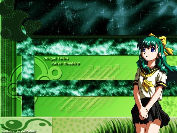 Tags: Anime, Bandai Visual, Onegai ☆ Twins