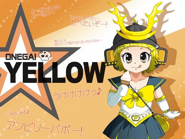 Tags: Anime, Pixiv Id 274381, Onegai! Ranking, Onegai Yellow, Pixiv, Fanart, Fanart From Pixiv