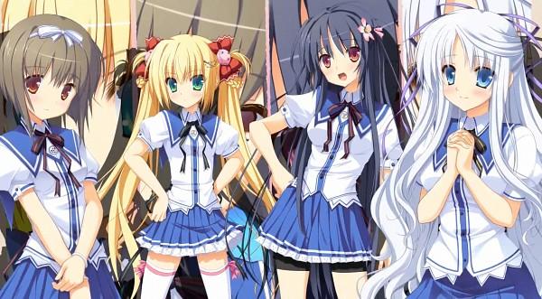 Tags: Anime, Oni Gokko, Otome Saionji, Kana Sakagami, Akari Kibitsumiya, Sumiyoshi Kureha