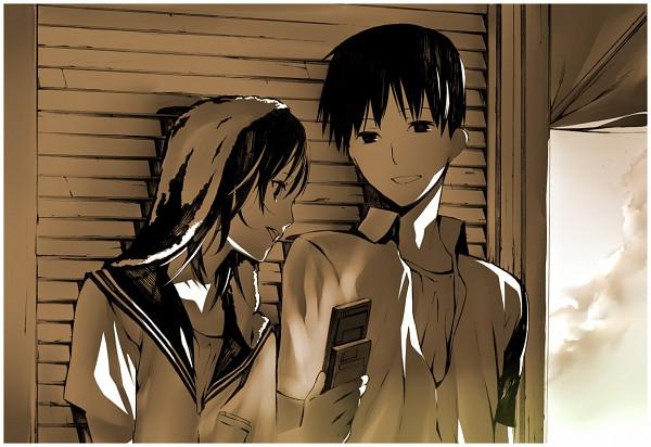 Tags: Anime, Onigunsou, Pixiv, Original