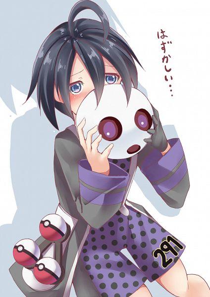 Tags: Anime, Pixiv Id 635420, Pokémon Sword & Shield, Pokémon, Onion (Pokémon), Allister