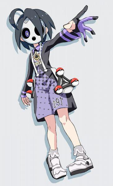 Tags: Anime, Pixiv Id 18448, Pokémon Sword & Shield, Pokémon, Onion (Pokémon), Allister